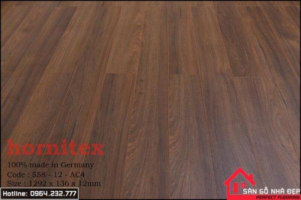 sàn gỗ hornitex 12ly 558