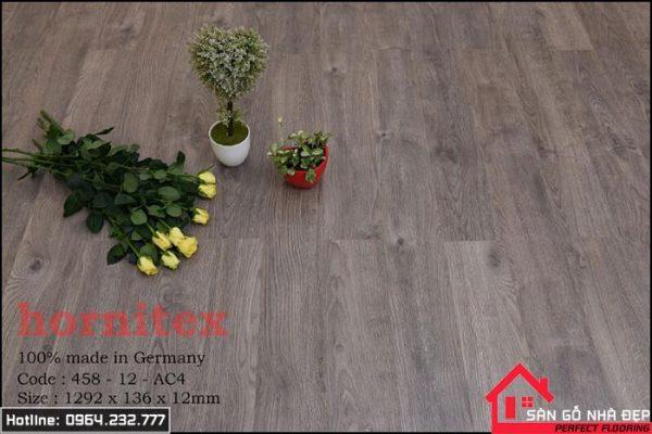 sàn gỗ hornitex 12ly 458