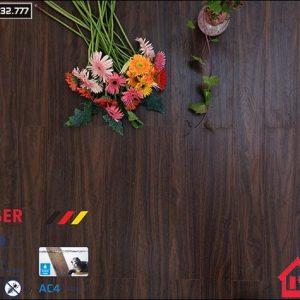 sàn gỗ morser 12ly MS100