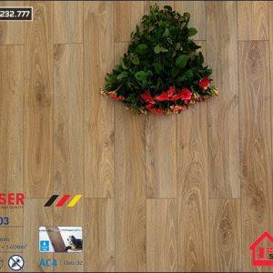 sàn gỗ morser 12ly MS103