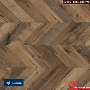 sàn gỗ Kaindl xương cá K4379