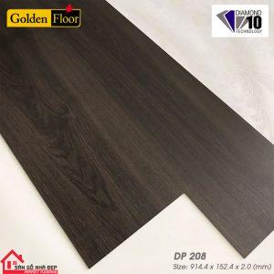 Sàn nhựa dán keo 2mm dp208