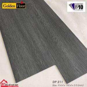 Sàn nhựa dán keo 2mm dp211