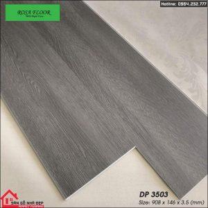 sàn nhựa hèm khóa 3.5ly DP3503