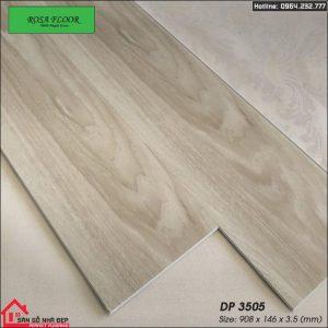sàn nhựa hèm khóa 3.5ly DP3505