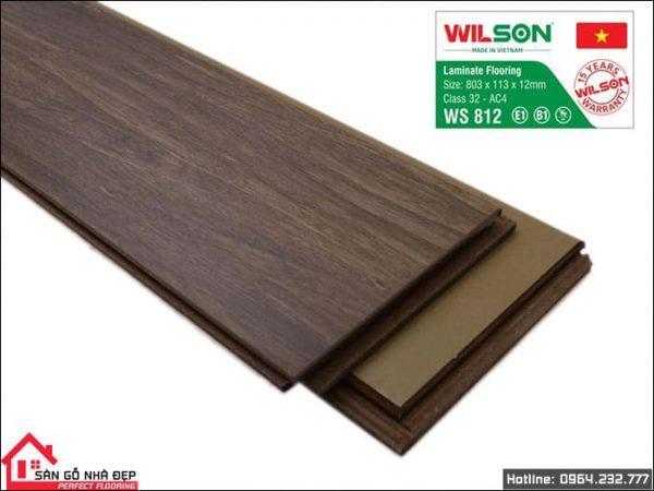 sàn gỗ wilson w812