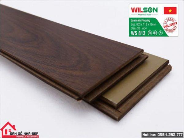 sàn gỗ wilson w813