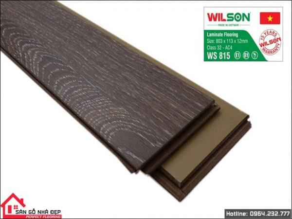 sàn gỗ wilson w815