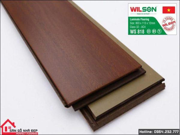 sàn gỗ wilson w818