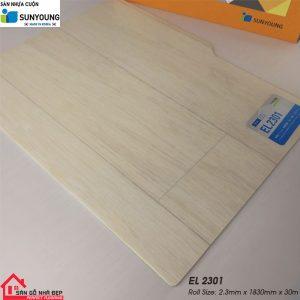 Sàn nhựa cuộn Sunyoung EL2301