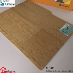 Sàn nhựa cuộn Sunyoung EL3013