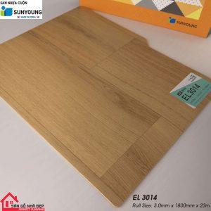 Sàn nhựa cuộn Sunyoung EL3014