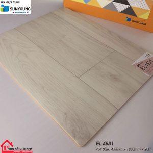 Sàn nhựa cuộn Sunyoung EL4531