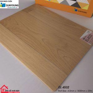 Sàn nhựa cuộn Sunyoung EL4532