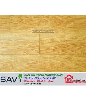 Sàn gỗ Savi 6032