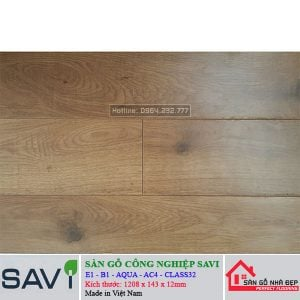 Sàn gỗ Savi 6036