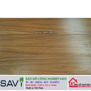 Sàn gỗ Savi 6037