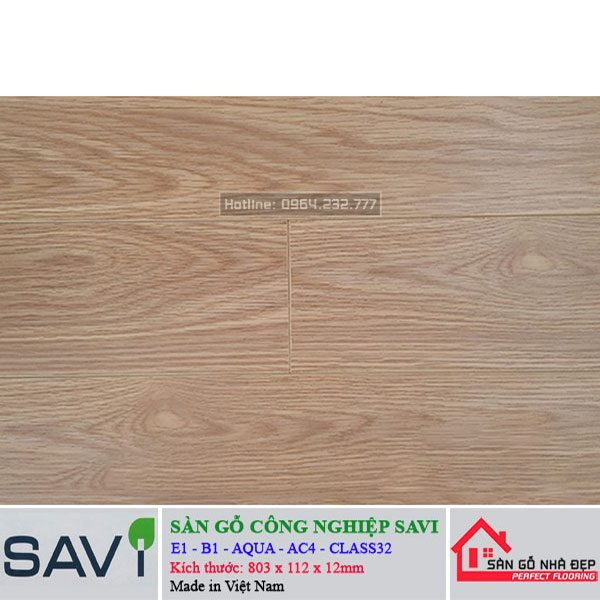 Sàn gỗ Savi 8033
