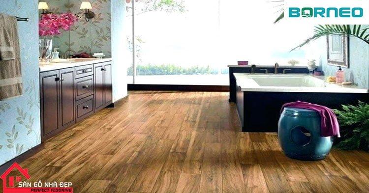 Sàn gỗ Borneo
