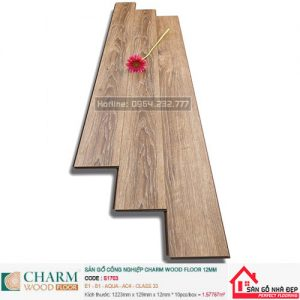 Sàn gỗ Charm S1703