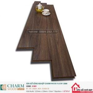 Sàn gỗ Charm S1801