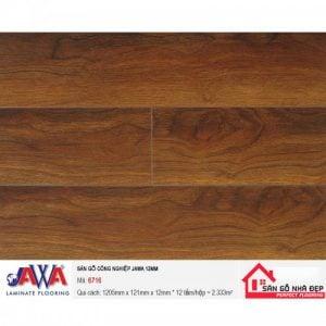 Sàn gỗ jawa 6716