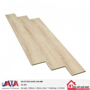 Sàn gỗ jawa 801