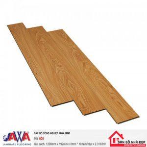 Sàn gỗ jawa 805