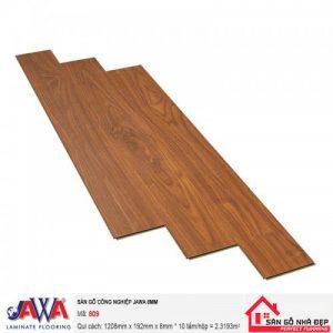 Sàn gỗ jawa 809