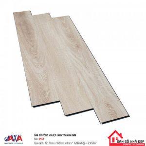 Sàn gỗ Jawa Titanium 8151