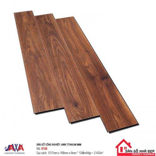 Sàn gỗ Jawa Titanium 8156
