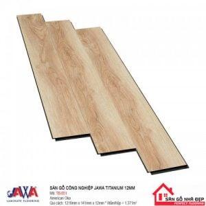 Sàn gỗ Jawa Titanium 651