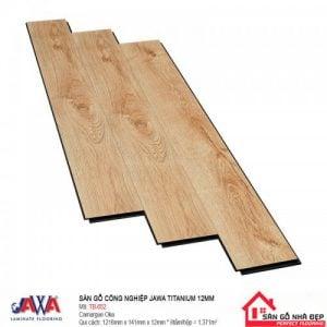 Sàn gỗ Jawa Titanium 652