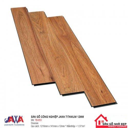 Sàn gỗ Jawa Titanium 653