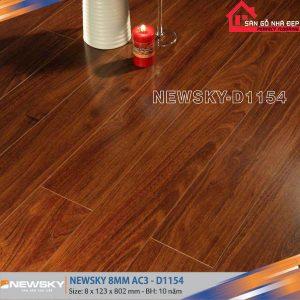 Sàn gỗ Newsky D1154