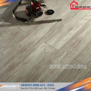 Sàn gỗ Newsky D202