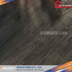 Sàn gỗ Newsky D56