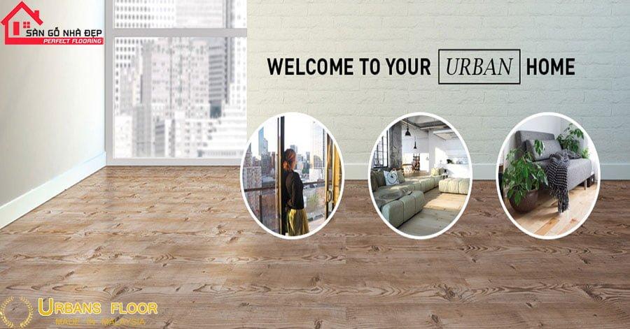 Sàn gỗ Urbans