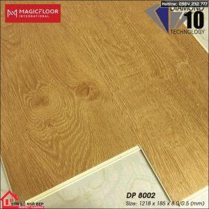 Sàn nhựa hèm khóa 8ly dp8002