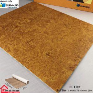 Sàn nhựa cuộn Sunyoung el1195