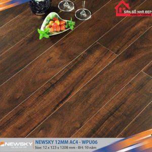 Sàn gỗ Newsky wpu06