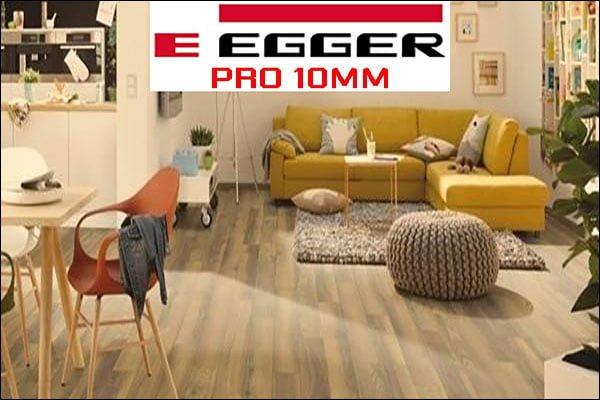 Sàn gỗ Egger 10mm