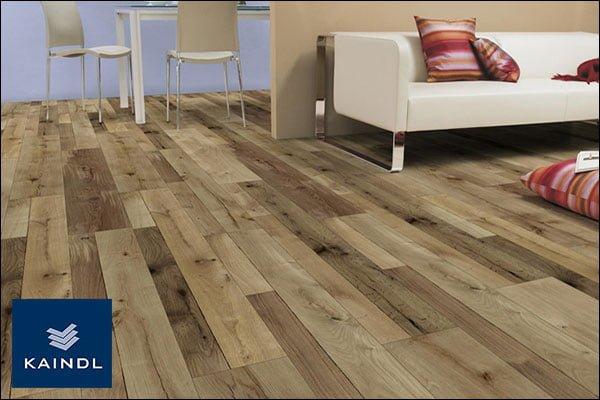 Sàn gỗ Kaindl 10mm