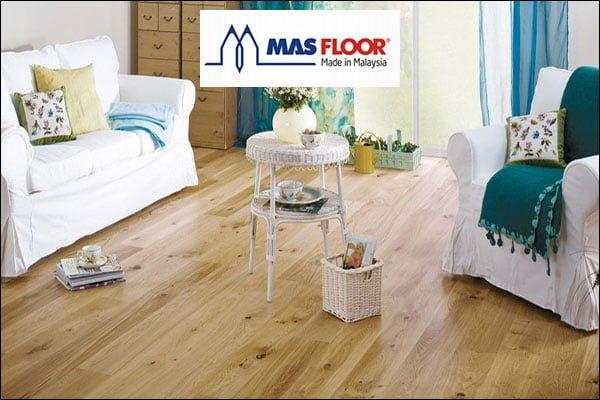 Sàn gỗ Masfloor 8mm