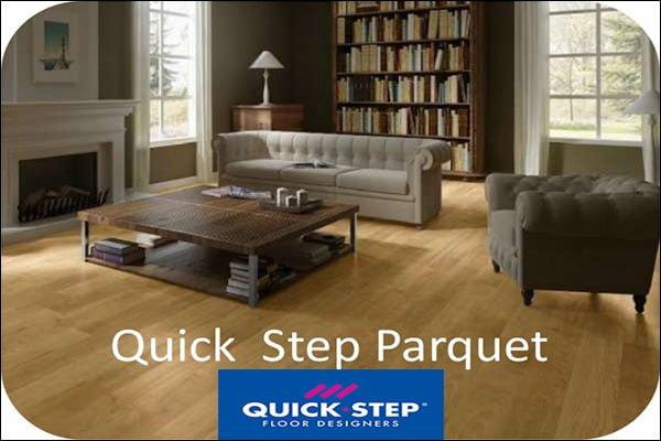Quickstep Parquet