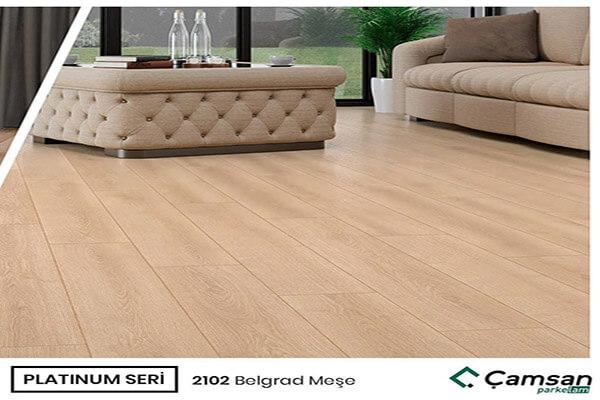 Sàn gỗ Camsan 12mm