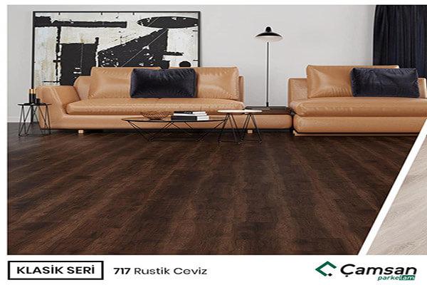 Sàn gỗ Camsan Klasik 8mm