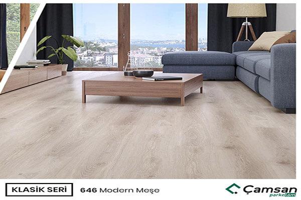 Sàn gỗ Camsan Modern 8mm