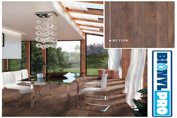 Sàn gỗ Binyl Pro 12mm