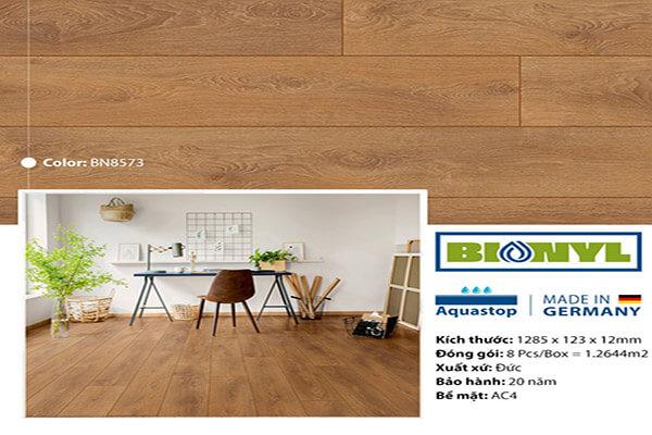 Sàn gỗ Binyl Narrow 12mm